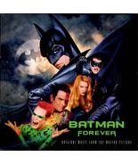 BATMAN FOREVER SOUNDTRACK VARIOUS ARTISTS CD  RARE - $6.95