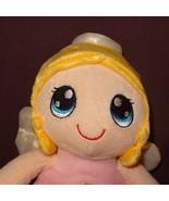 "Angel Holding a Star Plush Stuffed Green 15"" Sugar Loaf 11"" Christmas Pi... - $12.56"