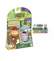 LeapFrog RockIt Twist Game Pack Penelope Penguin Pet Detective & Animals... - $5.82