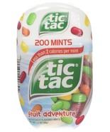 Tic Tac Fruit Adventure Bottles, 3. 4 Oz. (Pack Of 4) - €8,88 EUR