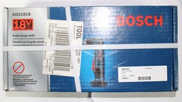 "BOSCH ADS181B 18 V CORDLESS 1/2"" RIGHT ANGLE DRILL DRIVER NEW #82965-2 DBW - $1.888,68 MXN"