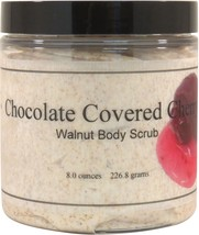 Chocolate Covered Cherry Walnut Body Scrub - $18.42+