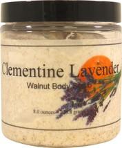 Clementine Lavender Walnut Body Scrub - $18.42+