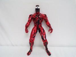 ORIGINAL Vintage 1994 Toy Biz Marvel Spider-Man Carnage Action Figure  - $18.51