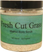 Fresh Cut Grass Walnut Body Scrub - $18.42+