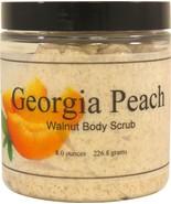 Georgia Peach Walnut Body Scrub - $18.42+
