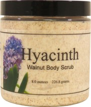 Hyacinth Walnut Body Scrub - $18.42+