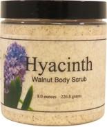Hyacinth Walnut Body Scrub - $18.42+