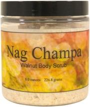 Nag Champa Walnut Body Scrub - $18.42+
