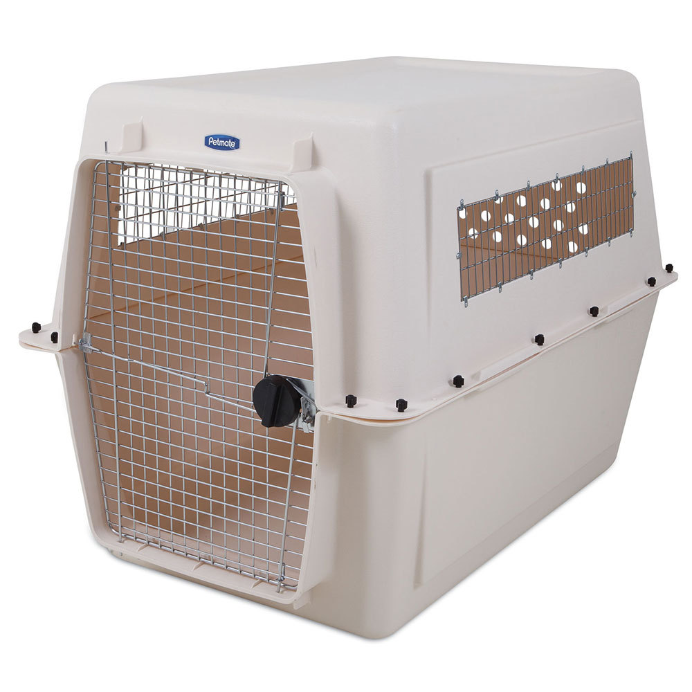 Extra large dog crate giant pet kennel largest airline for Xl dog travel crate
