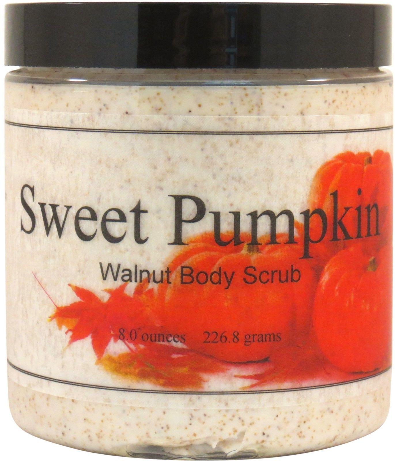 Sweet Pumpkin Walnut Body Scrub