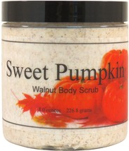 Sweet Pumpkin Walnut Body Scrub - $18.42+
