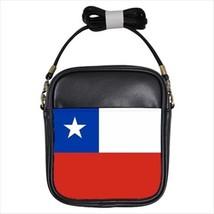 Chile Leather Sling Bag (Crossbody Shoulder) - $14.74