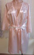 Morgan Taylor Wrap Robe with Lace SMALL/MEDIUM - ₨1,141.21 INR