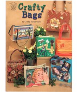 Crafty Bags to Craft and Sew Book - $8.99