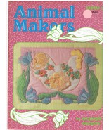 Animal Makers Quilting Pattern Book - $8.99