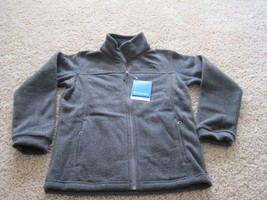 BNWT Columbia boys' full zip up steens MT II fleece jacket, M(10/12), MSRP $36 - $16.70+