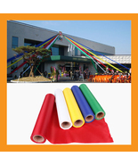 five cardinal colors banner outdoor promotion s... - $33.00