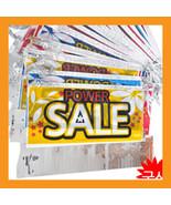 20M string banner Sale Open hang flag shop disp... - $24.50