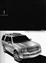 2010 Lincoln NAVIGATOR sales brochure catalog US 10 L - $10.00