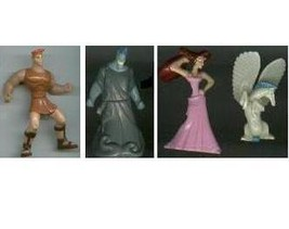 Disney NESTLE MAGIC BALL toy figures HERCULES 6... - $20.00