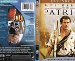 THE PATRIOT (Blu-Ray, Extended Cut) Mel Gibson, Heath Ledge, Joely Richardson