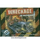 WRECKAGE board game - $19.00