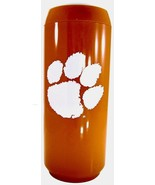 NCAA Clemson Tigers 15 OZ Insulated Double Wall Acrylic Travel Can by Hu... - $9.99