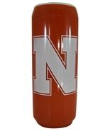 NCAA Nebraska Cornhuskers 15 OZ Insulated Double Wall Acrylic Travel Can - $9.99