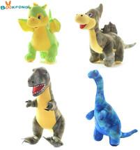 BOOKFONG 1PC Simulation Dinosaur doll plush Dinosaur toy children's toys big sof - $21.78+