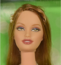Mattel Barbie doll silver label package damaged not opened used - $83.99