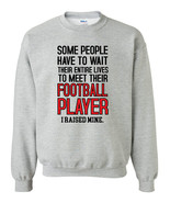 Some people have to wait their entire lives to meet their football playe... - $22.50