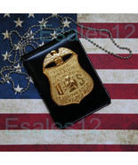 USA FBI Federal Officer Special Agent Badge Car... - $24.00
