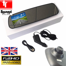 "2.8"" HD REAR VIEW MIRROR DASH CAM CAMERA RECORDER DVR HIGH DEFINITION CA... - $76.67"