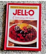 Jell-O Celebrating 100 Years Recipe Book (1997,... - $7.59