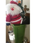 "16"" Santa Plush by International Bazaar - $18.98"