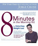 8 Minutes in the Morning Kit for Extra Easy Weight Loss Kit [Jul 01, 200... - $19.75