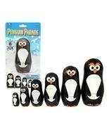 Unique Nesting Doll Craft Set Play Penguin Chil... - $22.40