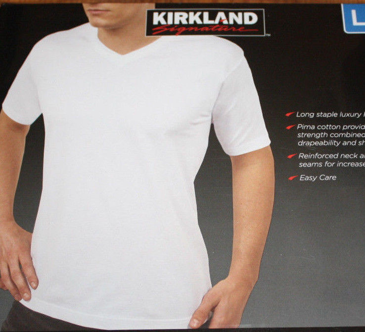 Men/'s Short Sleeve Polo Shirt by Kirkland Signature 2 PACK Grey and Navy Color