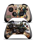 Xbox One Controller Skin Star Wars Boba Fett Vi... - $9.00