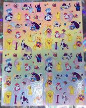*PickYourSheet* VINTAGE LISA FRANK Complete & Crispy Sticker Sheets HTF RARE image 3