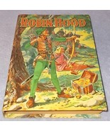 Whitman Book The Merry Adventures of Robin Hood 1955 Howard Pyle - $9.95