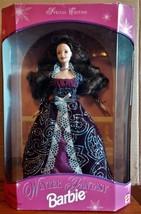 1996 Mattel Winter Fantasy Brunette Barbie Spec... - $15.00