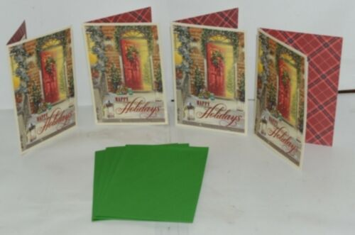 Hallmark XZH 620 1 Home Decorated Christmas Card Package 4