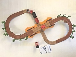 Fisher Price Geotrax Toy Story 3 Exploding Bridge RC Train Set Tracks - $69.99
