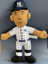 2014 DEREK JETER PLUSH DOLL BASEBALL MLB AMERICAN LEAGUE # 2 NEW YORK YA... - $14.99