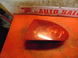 06 04 05 Mazda 3 oem passenger side right brake tail light lamp assembly - $14.84