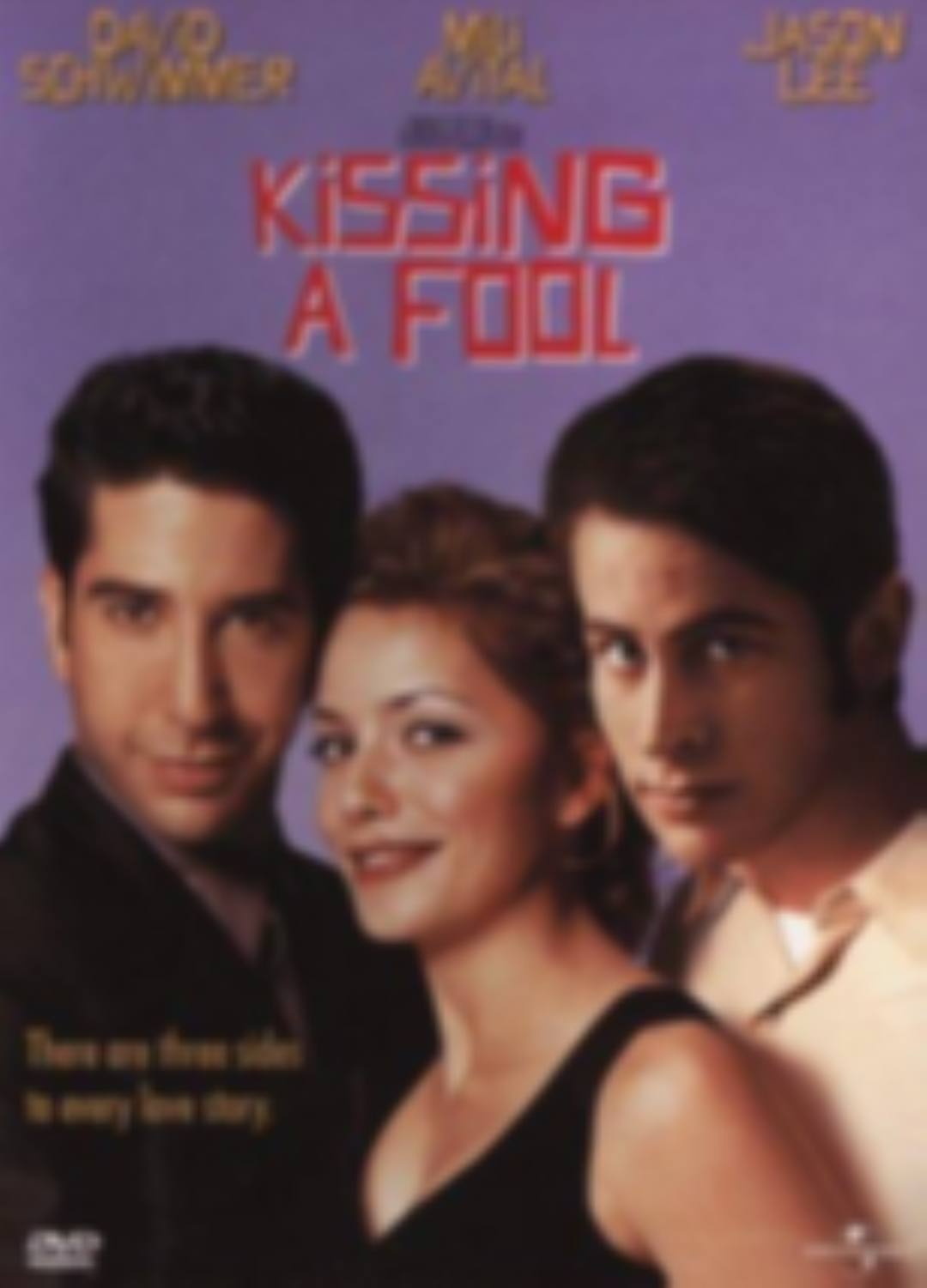 Kissing a Fool Vhs