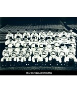 1942 CLEVELAND INDIANS 8X10 TEAM PHOTO BASEBALL PICTURE MLB - $3.95