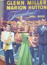 VINTAGE UNCUT 1942 GLENN MILLER & MARION HUTTON PAPER DOLLS~#1 REPRODUCT... - $19.99